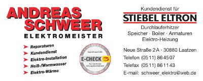 Andreas Schweer (Elektriker)