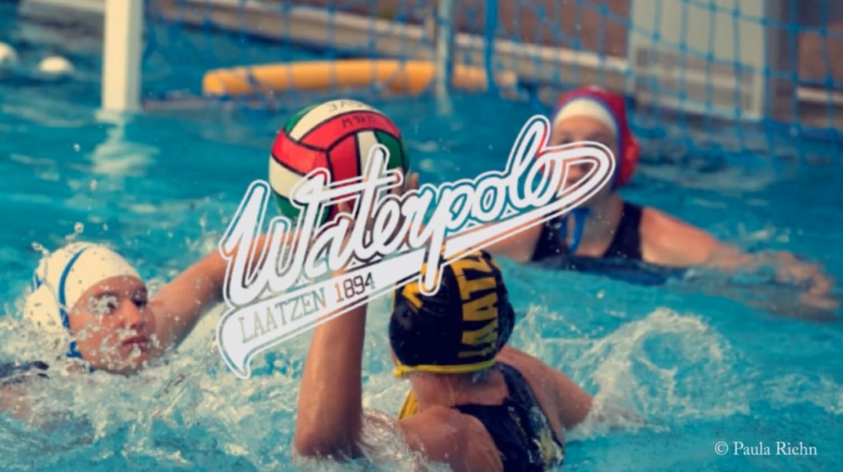Video: Eindrücke aus dem Training im aquaLaatzium – U18/U16 (weiblich)