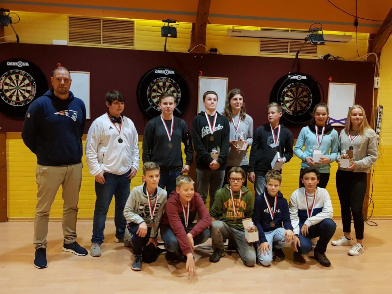 Mannschaft der U14 SpVg Laatzen steht vor dem Umbruch