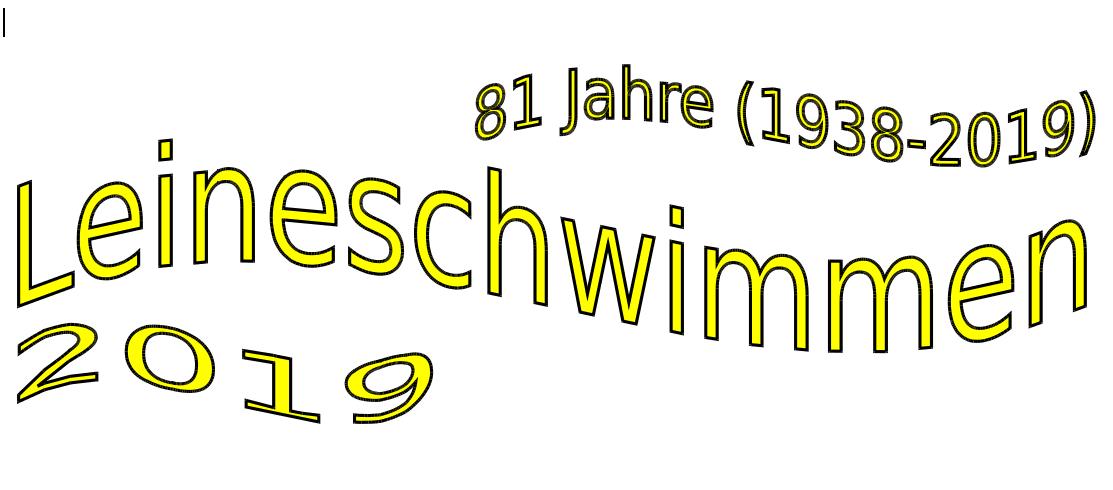Leineschwimmen 2019